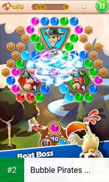 Bubble Pirates :Bubble Shooter apk screenshot 2