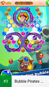 Bubble Pirates :Bubble Shooter app screenshot 3