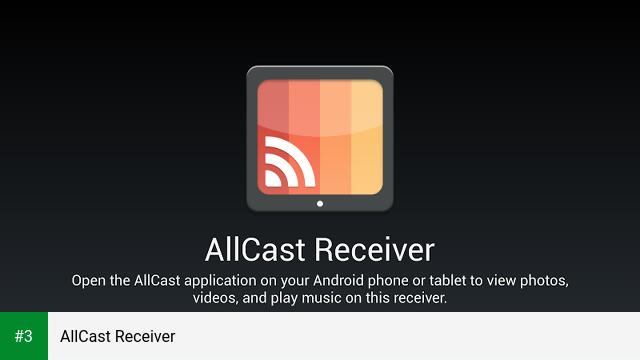 AllCast Receiver app screenshot 3