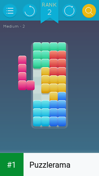 Puzzlerama app screenshot 1
