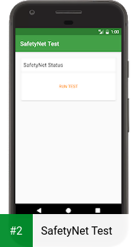 SafetyNet Test apk screenshot 2