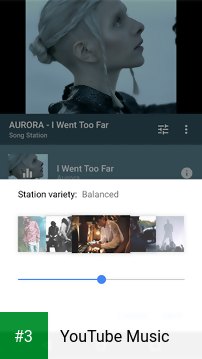 YouTube Music app screenshot 3