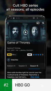 HBO GO apk screenshot 2