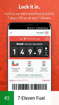 7-Eleven Fuel apk screenshot 2