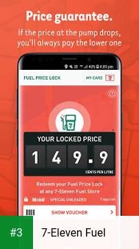 7-Eleven Fuel app screenshot 3