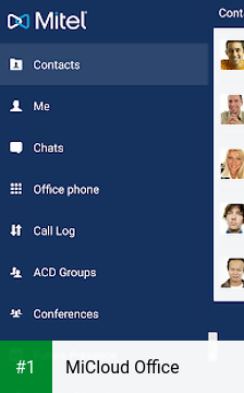 MiCloud Office app screenshot 1