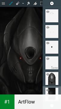 ArtFlow app screenshot 1