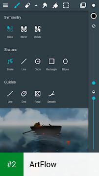 ArtFlow apk screenshot 2