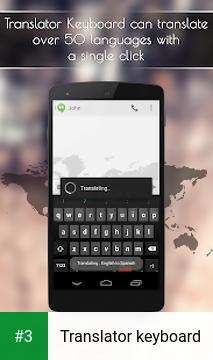 Translator keyboard app screenshot 3