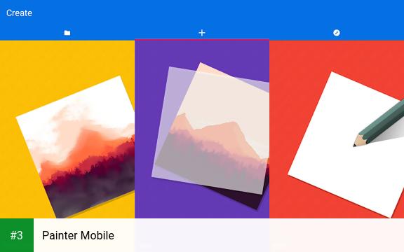 Painter Mobile app screenshot 3