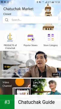 Chatuchak Guide app screenshot 3