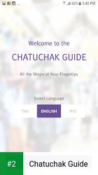 Chatuchak Guide apk screenshot 2