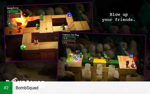 BombSquad apk screenshot 2