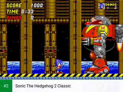 Sonic The Hedgehog 2 Classic apk screenshot 2