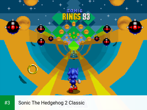 Sonic The Hedgehog 2 Classic app screenshot 3