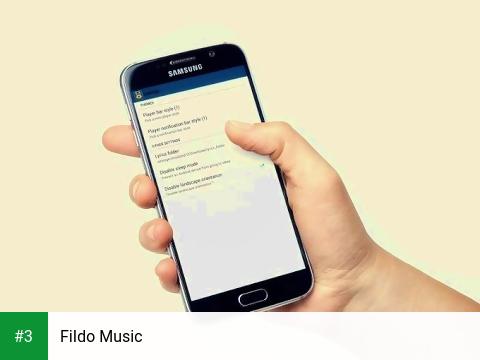 FiIdo Music app screenshot 3