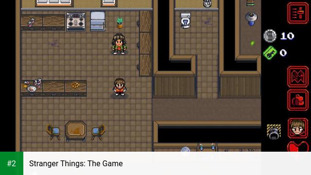 Stranger Things: The Game apk screenshot 2
