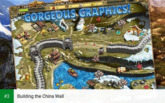 Building the China Wall app screenshot 3
