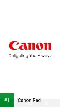 Canon Red app screenshot 1