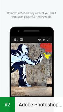 Adobe Photoshop Fix apk screenshot 2