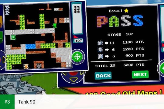 Tank 90 app screenshot 3