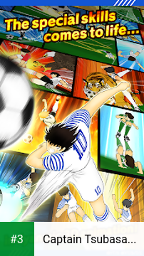 Captain Tsubasa: Dream Team app screenshot 3