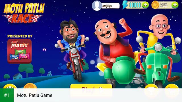 Motu Patlu Game app screenshot 1
