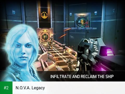 N.O.V.A. Legacy apk screenshot 2