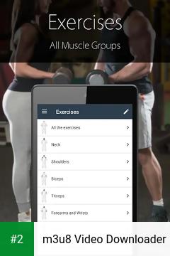 m3u8 Video Downloader apk screenshot 2