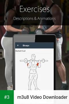 m3u8 Video Downloader app screenshot 3