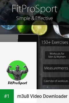 m3u8 Video Downloader app screenshot 1
