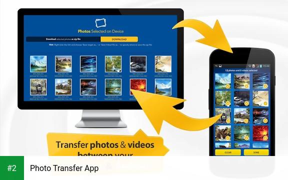 Photo Transfer App apk screenshot 2