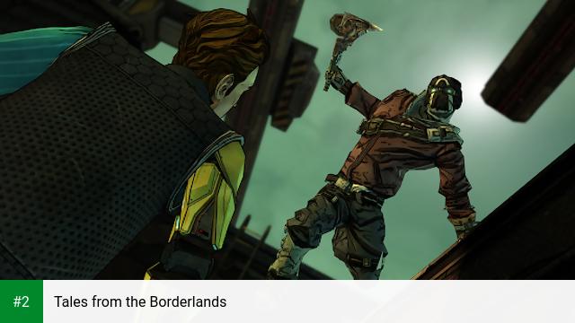 Tales from the Borderlands apk screenshot 2