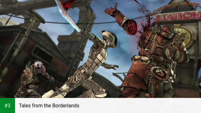 Tales from the Borderlands app screenshot 3