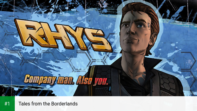Tales from the Borderlands app screenshot 1