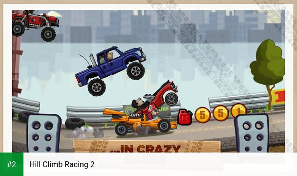 Hill Climb Racing 2 apk screenshot 2