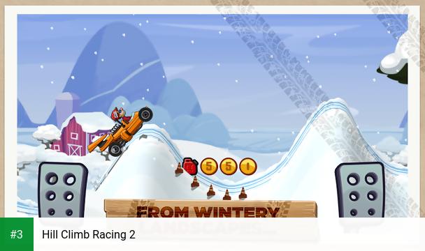 Hill Climb Racing 2 app screenshot 3