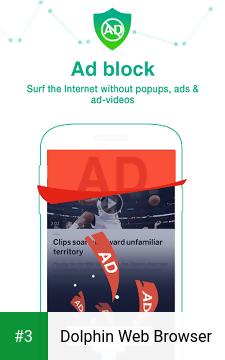 Dolphin Web Browser app screenshot 3