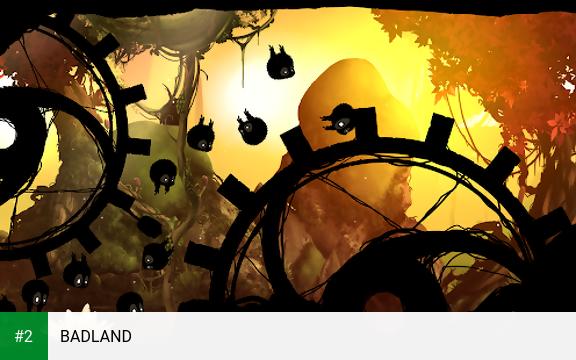 BADLAND apk screenshot 2