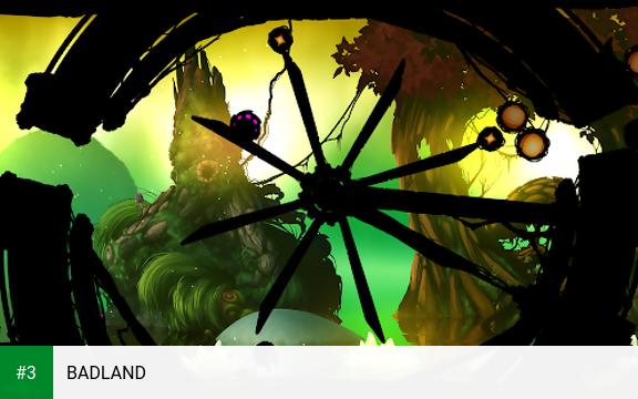 BADLAND app screenshot 3