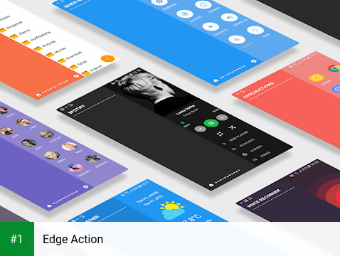 Edge Action app screenshot 1