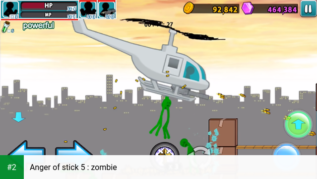 Anger of stick 5 : zombie apk screenshot 2