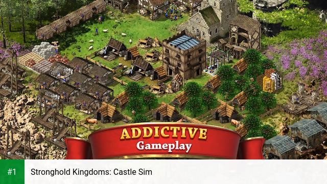 Stronghold Kingdoms: Castle Sim app screenshot 1