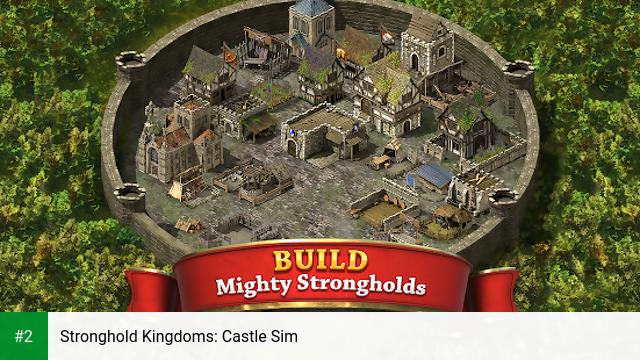 Stronghold Kingdoms: Castle Sim apk screenshot 2