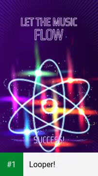 Looper! app screenshot 1