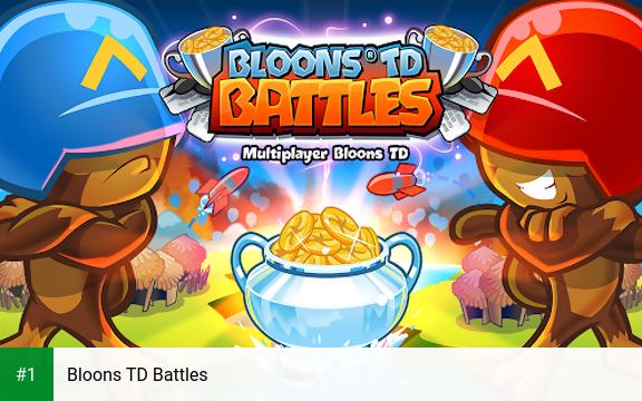 Bloons TD Battles app screenshot 1