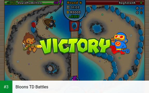 Bloons TD Battles app screenshot 3