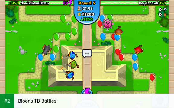 Bloons TD Battles apk screenshot 2