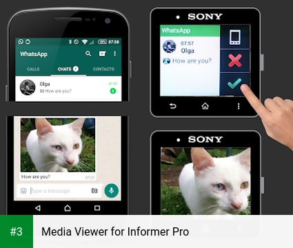 Media Viewer for Informer Pro app screenshot 3