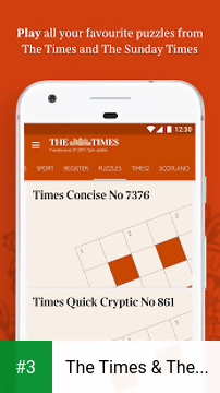 The Times & The Sunday Times app screenshot 3